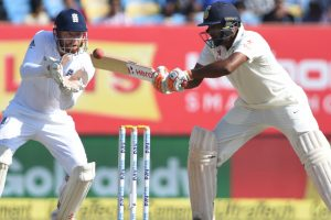 Rajkot Test Day 3: India all out for 488