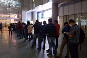 Situation at ATMs, bank branches grim in Bengal