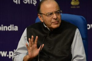 About Rs. 2 lakh cr deposited in banks till Sat noon: FM