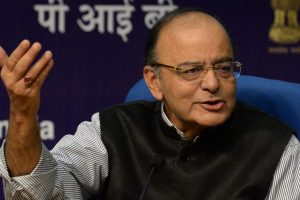 Jaitley hits out at opposition over demonitisation move