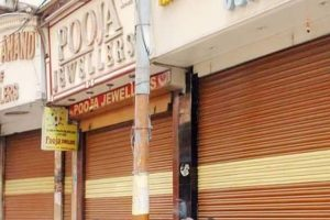 Bullion traders shut shops for 2nd day