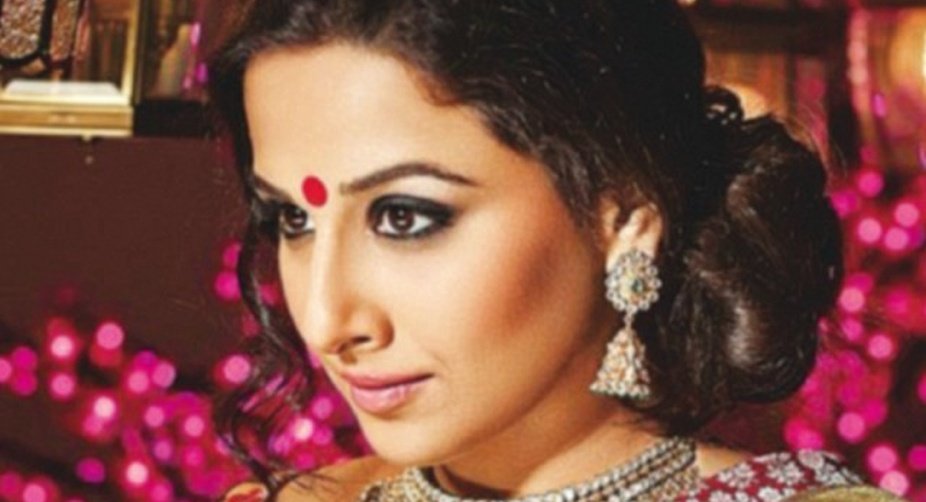 I never thought I will get married: Vidya Balan