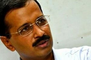 Act against Swiss bank account holders first: Kejriwal