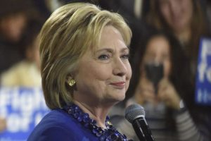 Hillary Clinton officially launches 'resistance' outside group