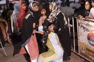 43 killed, 100 injured in Pakistan shrine bombing