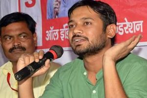 Was introduced in court with 'has even been to Kashmir': Kanhaiya