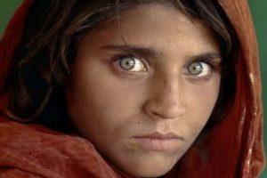 'Afghan Girl' Sharbat Gula to visit India