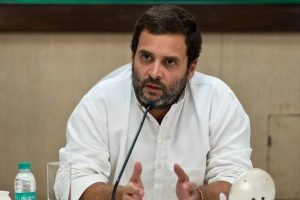 First laughter, now tears: Rahul sums up Modi's speeches