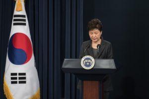 South Korean President to be probed over confidante scandal
