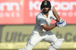 First Test: India 251-5 at lunch on day 5, lead crosses 125