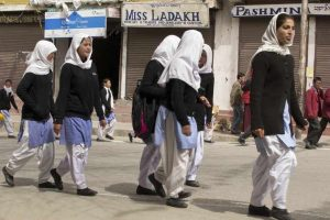 J-K: One lakh students to sit for secondary school exams on Monday