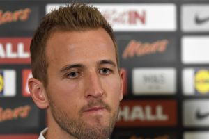 Harry Kane out of England-Spain friendly