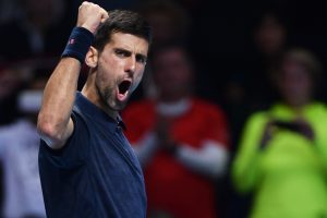 Novak Djokovic 'very happy' with winning start to the year