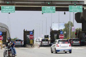 No toll on national highways till Nov 18