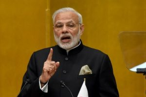 My justice as strong as my tea: PM Modi