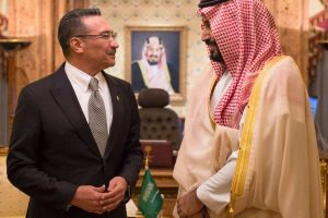 Malaysia, Saudi Arabia to set up centre on countering terrorism