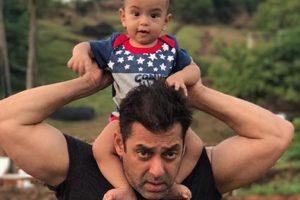 Salman Khan spoils nephew Ahil