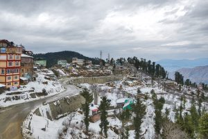 Himachal shivers as mercury remains sub-zero