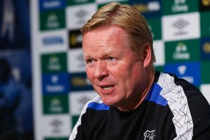Everton manager Koeman puts Liverpool firmly in EPL title hunt