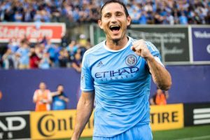 Frank Lampard to leave New York City FC