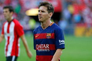 Lionel Messi evading Barcelona exit rumours