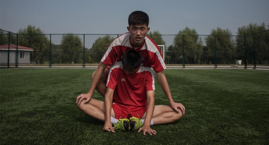 North Korea's Latest Weapon: Football!