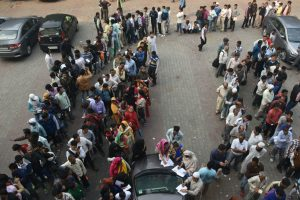 Delhiites continue to struggle for basic necessities