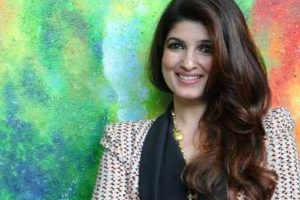 Twinkle Khanna: You must give it back to the society or a country