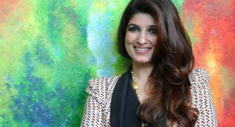 Good to make films from novels, says Twinkle Khanna