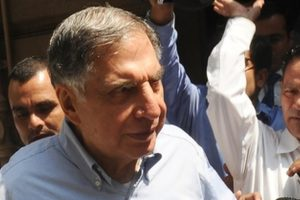 Mistry row: Ratan Tata 'very uncomfortable' to talk after meeting FM