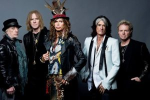 Aerosmith announces 'Farewell' tour dates