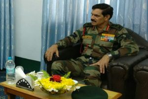 Army Chief takes stock of Indo-Pak border situation