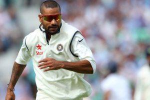 Fit-again Dhawan set to play Delhi's next game vs Rajasthan