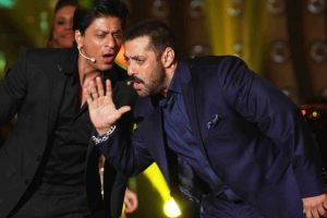 Shah Rukh Khan-Salman Khan not together in 'Tubelight'?