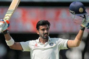 Rahul added to India squad for second Test vs England