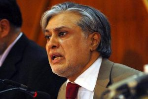 Pak court issues arrest warrant against finance minister Dar
