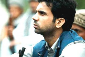 Rajkummar Rao sheds blood for 'Trapped'