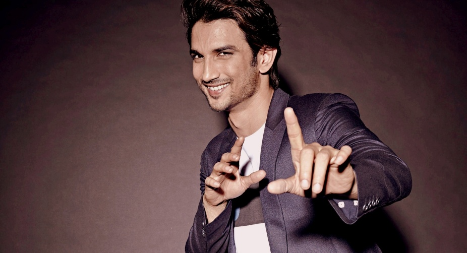 Sushant Singh Rajput dons producer's hat