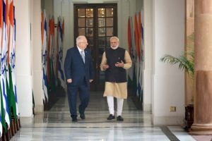 India, Israel to boost cooperation to combat extremism