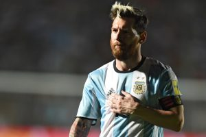 WC Qualifiers: Messi too good for Colombia in Argentina win