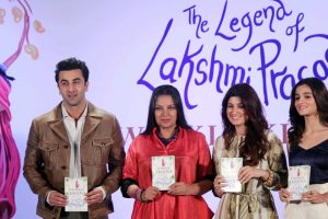 Twinkle Khanna: The Next Bestseller on the Block