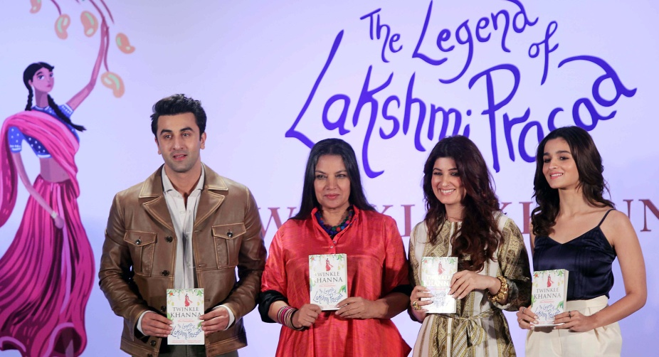 Twinkle Khanna: The Next Bestseller on the Block