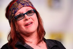 Carrie Fisher confesses to affair with Harrison Ford