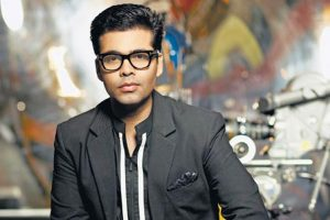 Karan Johar wraps up shooting of 'Love and Lust'