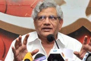 Yechury takes dig at Modi, compares him to French Queen