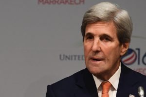 Trump's views on climate change may change, says Kerry