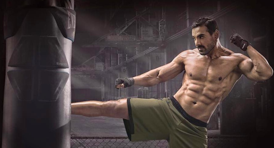 Can't blow kisses to promote film: John Abraham