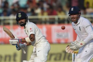 Vizag Test Day 1: India in charge despite early wobble