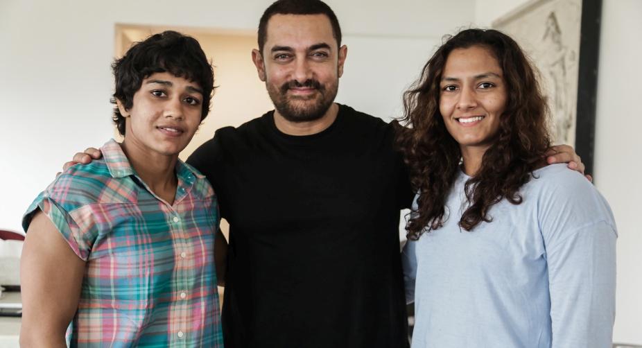 Aamir Khan plans exquisite gift for Geeta Phogat's wedding