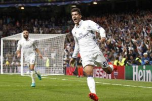 Hamstring injury setback for Real Madrid's Morata